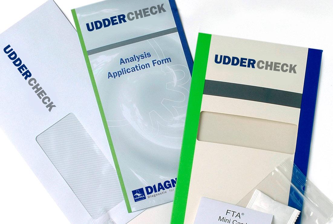 Uddercheck tool for bovine mastitis detection in milk samples