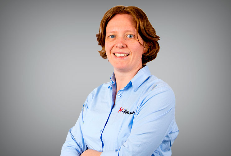 Sofie Piepers is a veterinarian and researcher specialized in bovine mastitis control and Udder Health.