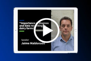 Are you aware of the key role that a good diagnostic plan plays in the milk quality of your farms?