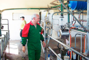 A journey from Spain to Latin America through milk quality
