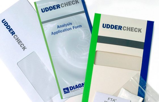 Uddercheck tool for bovine mastitis detection in milk samples